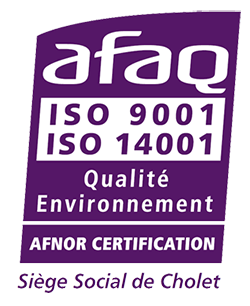 Bodet Software is ISO 9001 en ISO 14001 gecertifieerd